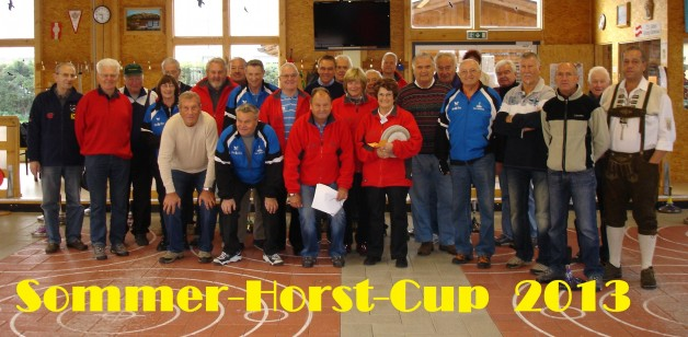 8. Sommer-Horst-Cup