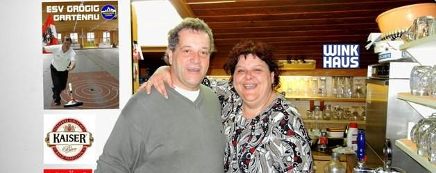 Sabine und Robert