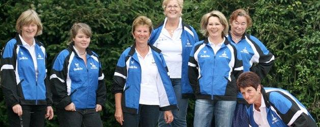 Die Damen des ESV Grödig-Gartenau